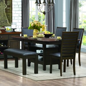 Collman Extendable Dining Table by Red Ba..