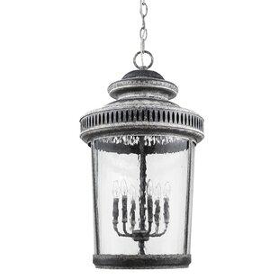 August Grove Abramo 6-Light Lantern Pendant