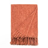 Acrylic Orange Blankets Throws You Ll Love In 2021 Wayfair