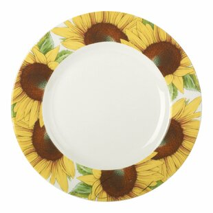 Sunflower Plates | Wayfair