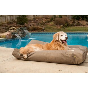 Jourdan Dog Pillow/Classic with Waterproof Covering