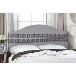 Messina Queen Upholstered Panel Headboard by