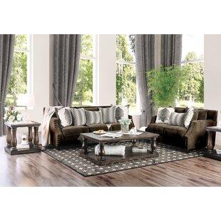 Myra Configurable 2 Piece Standaard Living Room Set by Rosdorf Park
