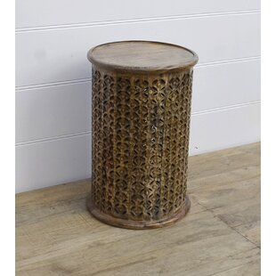 Jimerson End Table by World Menagerie