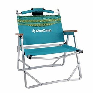 Kingcamp Folding Beach Chair