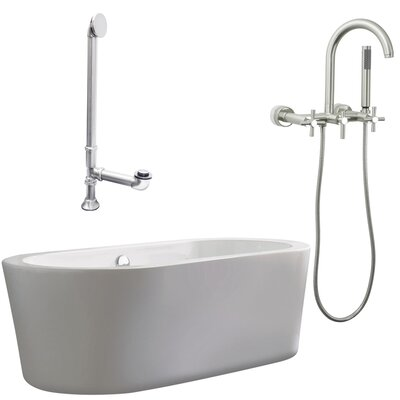 Ventura Soaking Bathtub Giagni