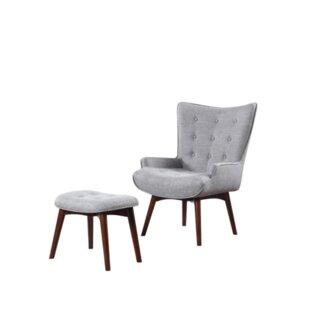 Villeda Wingback Chair