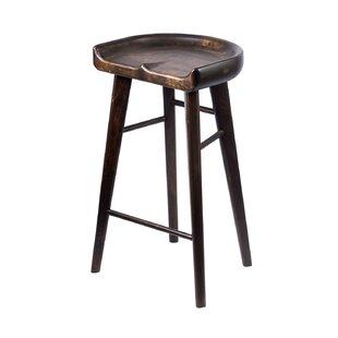 Willacoochee Solid Maple 25 Bar Stool