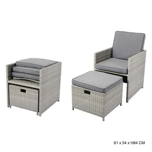 Stitt 2 Seater Bistro Set With Cushions By Sol 72 Outdoor