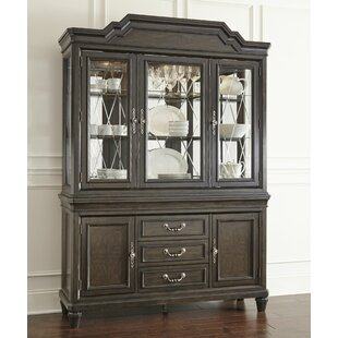 Darby Home Co Elverson China Cabinet