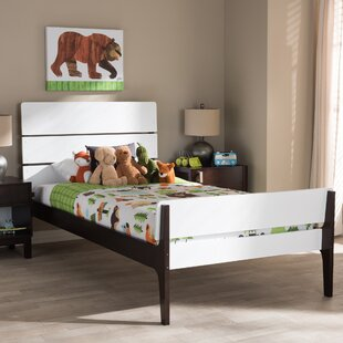 Affordable Donahoe Twin Platform Bed by Mack & Milo Reviews (2019) & Buyer's Guide