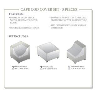 TK Classics Cape Cod Winter 5 Piece Cover..