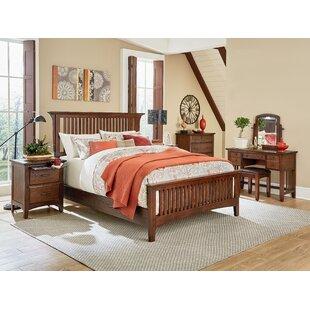 Mission Oak Bedroom Furniture Wayfair