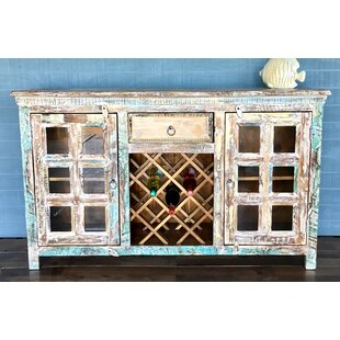 Bernstein Circle Wine Sideboard