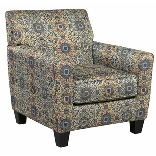 Checotah Upholstered Accent Armchair
