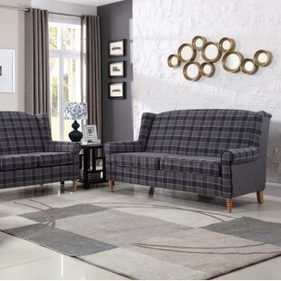 Joslyn 3 Seater Sofa By Alpen Home