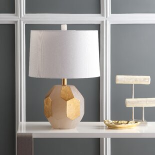 Dopson Alabaster 21 Table Lamp