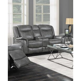 Erico Motion Reclining Loveseat by Latitude Run