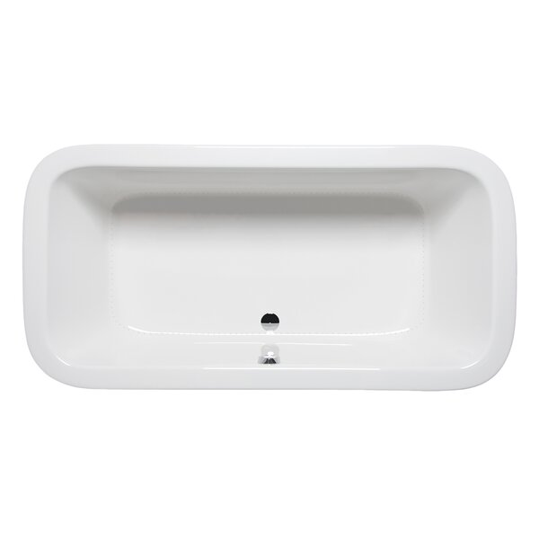 Americh Nerissa 72 X 36 Drop In Bathtub Wayfair