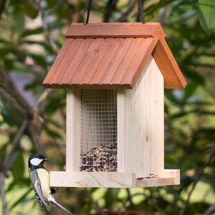 Griswold Hopper Bird Feeder By Sol 72 Outdoor