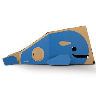 Reviews Skipper The Whale Eco 5.58' x 3.93' Playhouse ByECR4kids