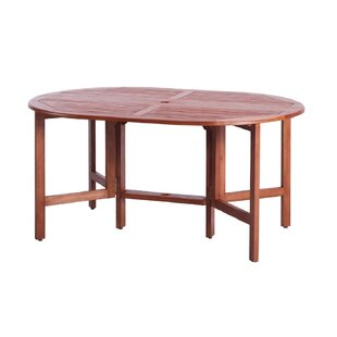Phat Tommy Extendable Solid Wood Dining T..