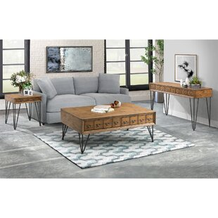 Online Reviews Bayle 3 Piece Coffee Table Set ByLaurel Foundry Modern Farmhouse
