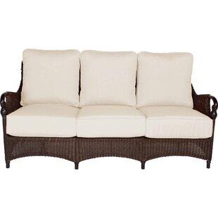 Acacia Home and Garden Montego Bay Sofa with Cushions