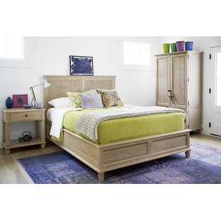 Justice Panel Configurable Bedroom Set