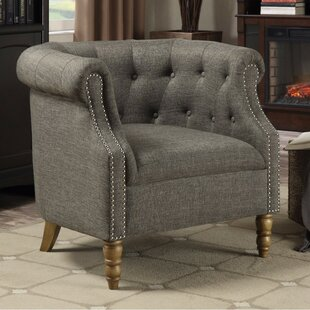 Alcott Hill Keshawn Barrel Chair