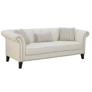 Rocha Chesterfield Sofa by Alcott Hill