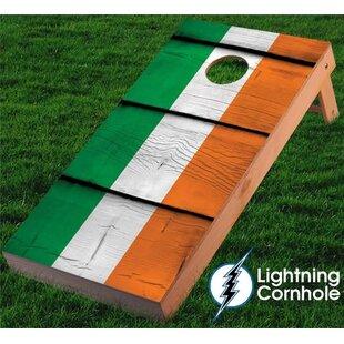 Lightning Cornhole Ireland Cornhole Board