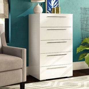 Blasko High Chest with 5 Drawers