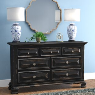 Darby Home Co Ashkum 7 Drawer Dresser