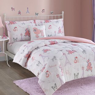 Spaulding Reversible Comforter Set