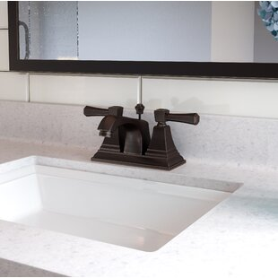 Design House Torino Centerset Bathroom Faucet