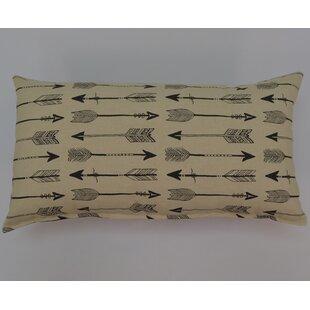 Abree Lovestruck Cotton Lumbar Pillow