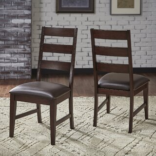 Aguayo Upholstered Dining Chair (Set of 2) by Canora Grey SKU:AB968813 Reviews