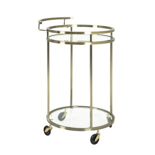 Fontenelle Serving Cart By Canora Grey