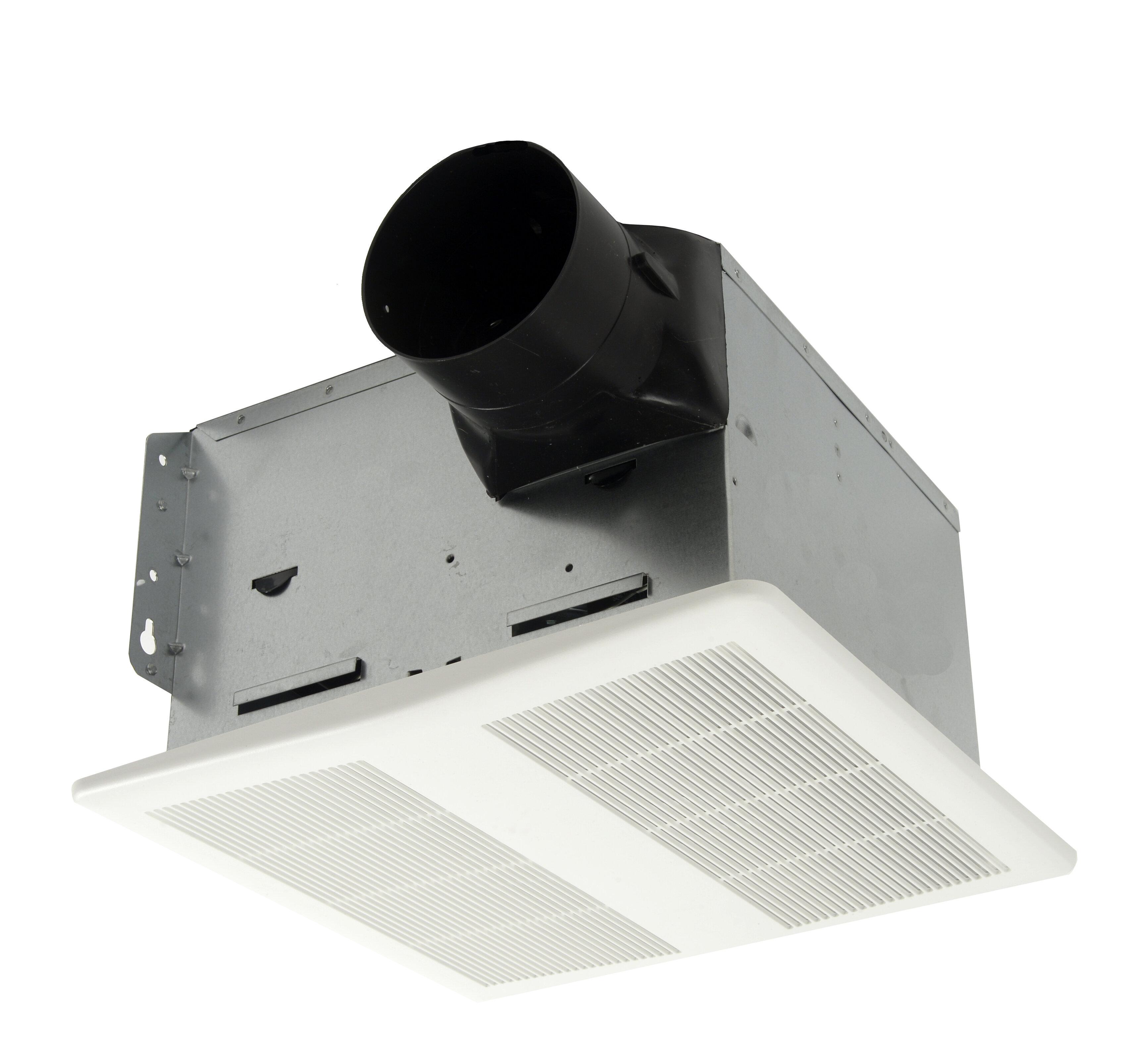Cyclone HushTone 150 CFM Energy Star Bathroom Fan With Humidistat ...