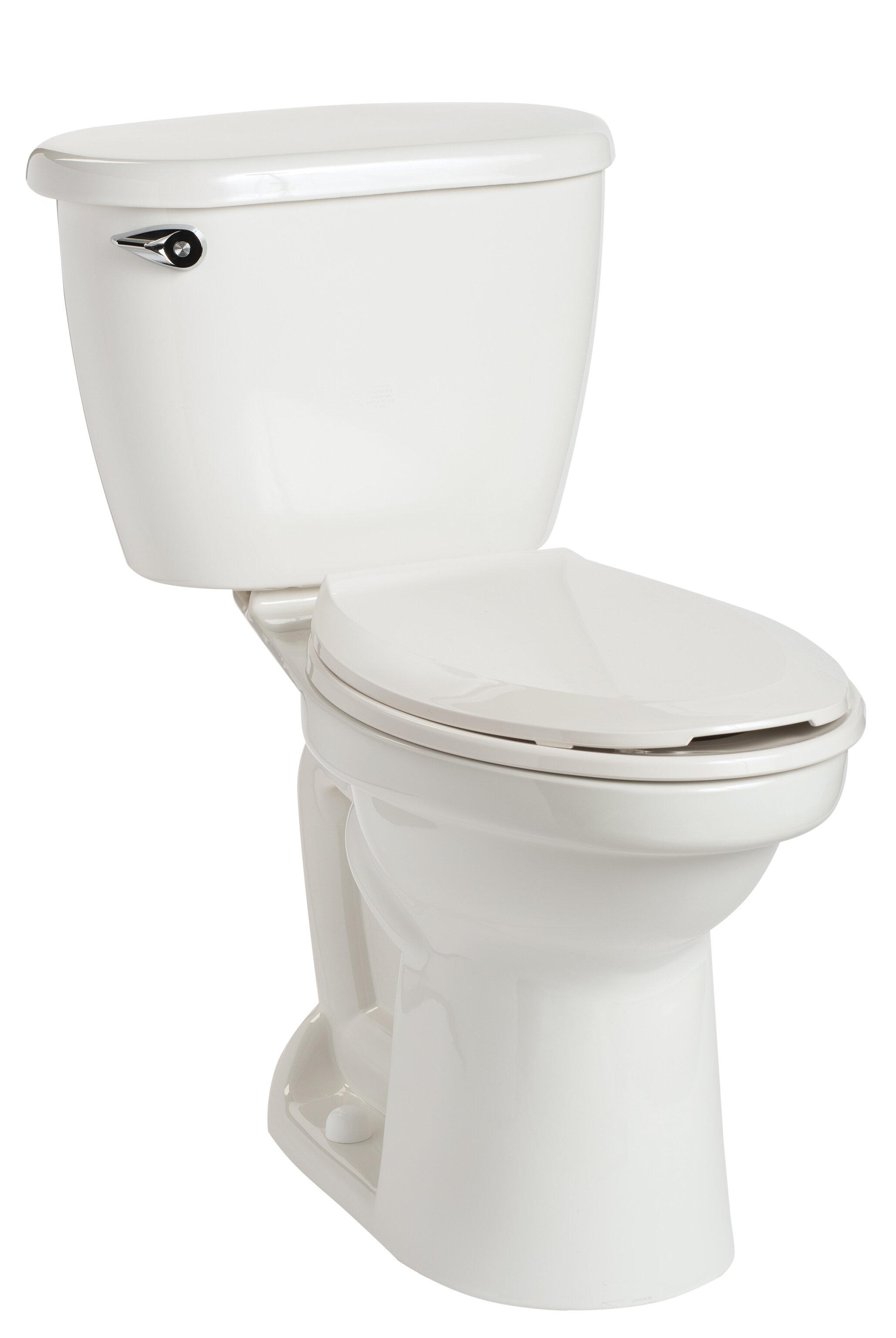 Tremendous Cascade Het Smartheight 1 28 Gpf Elongated Two Piece Toilet Seat Not Included Lamtechconsult Wood Chair Design Ideas Lamtechconsultcom