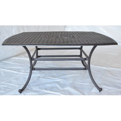 Nola Metal Dining Table by Darby Home Co Great price
