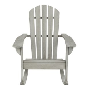 George Rocking Chair by Rosecliff Heights