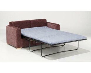 Button Back 2 Seater Sofa Bed