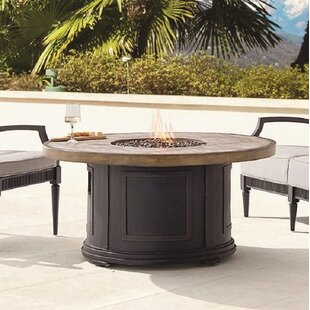 Cityscapes Outdoor Fire Pit Table