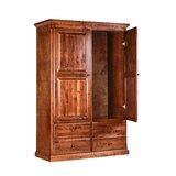 Larkin 4 Drawer Combo Dresser by Loon Peak®