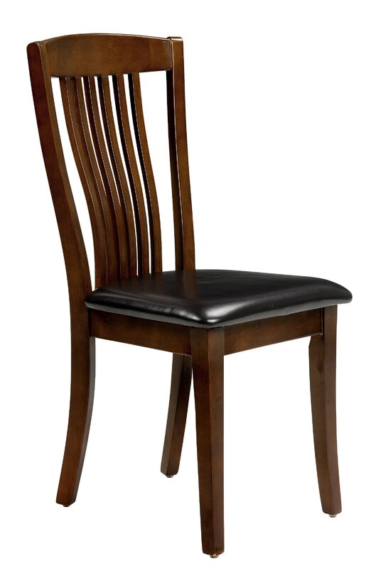 boutwell solid wood dining chair - Wooden Dining Chairs