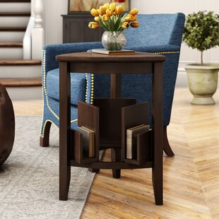 Andover Mills Rowena End Table