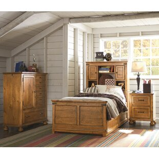 Bryce Canyon Panel Customizable Bedroom Set. by LC Kids & Boys Twin Bed With Storage | Wayfair