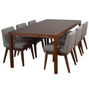 Perla 7 Piece Dining Set By Corrigan Studio Reviews
